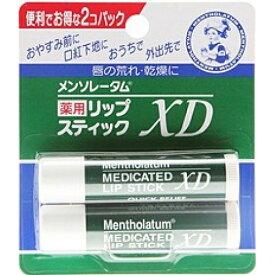 ロート製薬 メンソレータムリップXD (4g×2P)