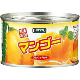 カンピー 南国果実 マンゴー F2号缶 225g×6個