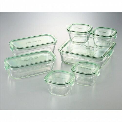 パック&レンジシステムセット(耐熱ガラス)※取り寄せ商品(注文確定後6-20日頂きます) 返品不可