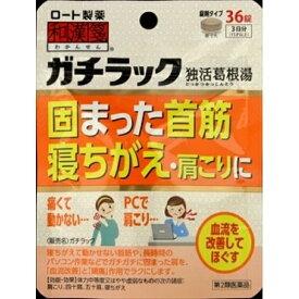 【第2類医薬品】和漢箋ガチラック 36錠