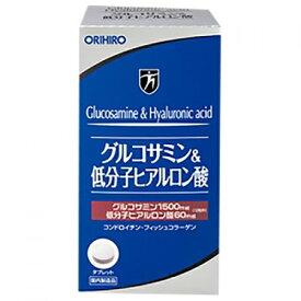 グルコサミン&低分子ヒアルロン酸 432粒