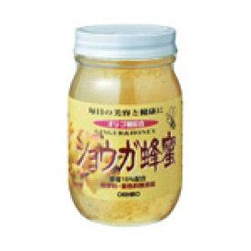 ショウガ蜂蜜 580g※取り寄せ商品(注文確定後6-20日頂きます) 返品不可