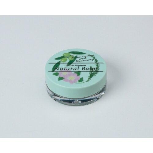 オリーブマノン ナチュバーム ノバラとローズマリーの香り 10ml※取り寄せ商品(注文確定後6-20日頂きます) 返品不可