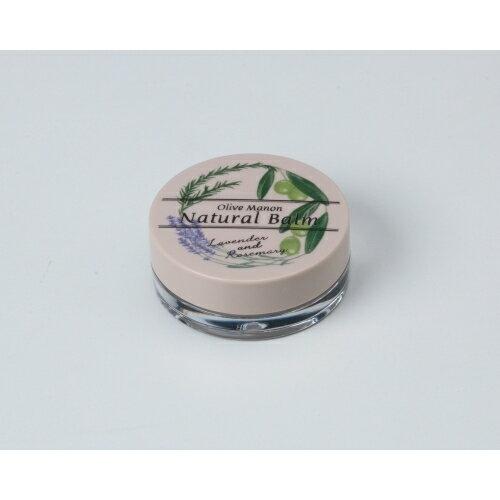 オリーブマノン ナチュバーム ラベンダーとローズマリーの香り 10ml※取り寄せ商品(注文確定後6-20日頂きます) 返品不可