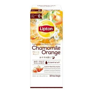 リプトン ヘルシースタイル カモミール・オレンジ ティーバッグ 10袋×6個