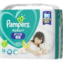 パンパース パンツ 夜用 ビッグサイズ 34枚×4個