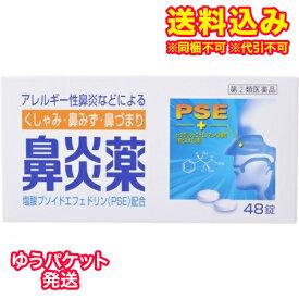 ゆうパケット)【第(2)類医薬品】鼻炎薬A クニヒロ 48錠
