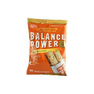バランスパワー 全粒粉 チョコチップ入り 12本入×10個
