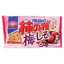 亀田の柿の種梅しそ 6袋詰め×12個