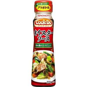 Cook Do オイスターソース プラスチックボトル 200g
