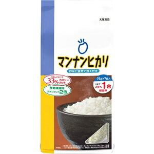 マンナンヒカリ (75g×7本)