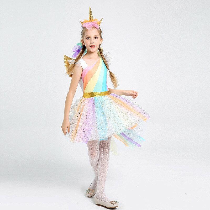 ハロウィン 衣装 子供 コスプレ 子供ドレス ワンピース Halloween 魔女 悪魔 仮装 イベント お姫様 2点セット