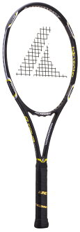PROKENNEX (prokennex) tennis racquet Ki Q Tour 295 (295 Ki queue tour) TKN126 BK * seppi used models
