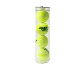 ダンロップ(DUNLOP) テニスボール プラクティス(Practice) 4球入缶