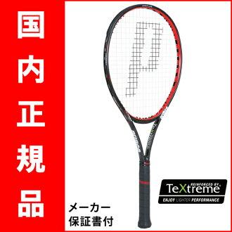 王子 (王子) 网球球拍鹞 (鹞 100XR-J) 100 XR J 7T40G * 智能网球传感器支持