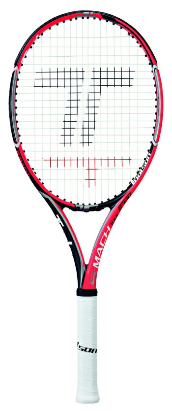 トアルソン(TOALSON)テニスラケット エスマッハ・ツアー300(S-MACH TOUR 300)オレンジ DR813O2/DR813O3