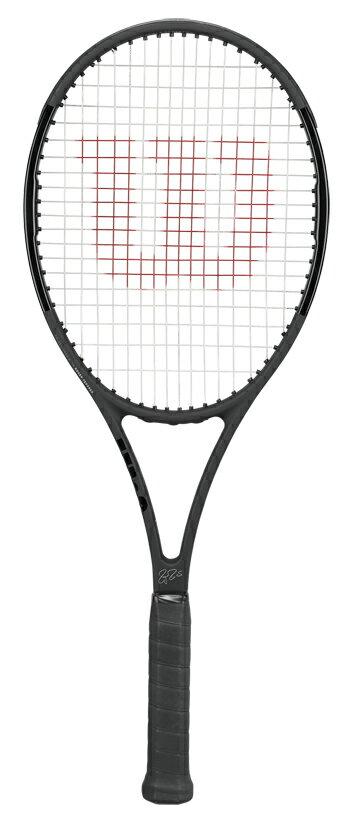 テニスラケット ウイルソン(Wilson) PRO STAFF RF97 Autograph (プロスタッフ RF97 オートグラフ)WRT731410 ※フェデラー使用モデル ※スマートテニスセンサー対応