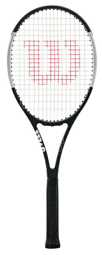【予約品】テニスラケット ウイルソン(Wilson) PRO STAFF RF97 Autograph (プロスタッフ RF97 オートグラフ)WRT741720+ ※フェデラー使用モデル ※スマートテニスセンサー対応