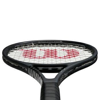 【予約品】テニスラケットウイルソン(Wilson)プロスタッフRF97オートグラフV13.0(PROSTAFFRF97AutographV13.0)WR043711U+※フェデラー使用モデル