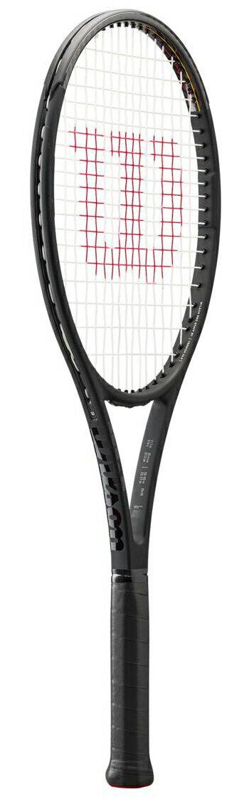 【予約品】テニスラケットウイルソン(Wilson)プロスタッフ97V13.0(PROSTAFF97V13.0)WR043811U+