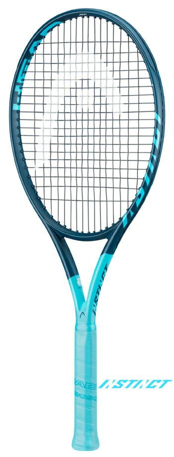 テニスラケットヘッド(HEAD)グラフィン360+インスティンクト・エムピー(Graphene360+INSTINCTMP)235700
