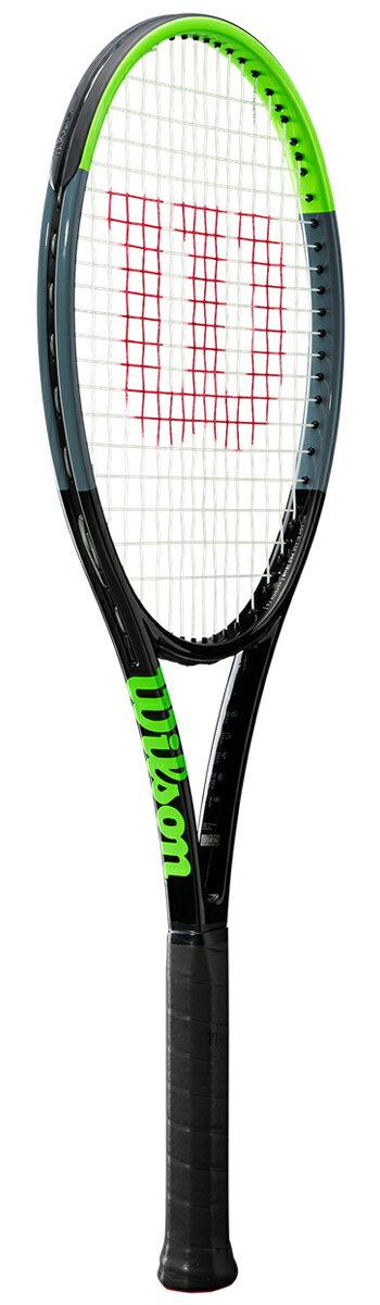 【予約品】テニスラケットウイルソン(Wilson)BLADEPRO9816x19WR059711U+