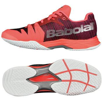 バボラ(Babolat) テニスシューズ ジェット マッハII オールコートW(JET MACH II ALL COURT W)BAS18630