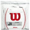 ウィルソン(WILSON)ストリング チャンピオンズ・チョイス(CHAMPION'S CHOICE)WRZ997900