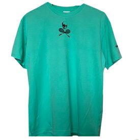 【TUTC】ビッグスカルゲームシャツ エルメスグリーン GS-001