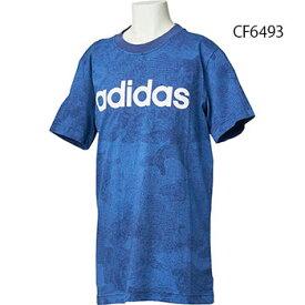 アディダス(adidas) B ESS リニアロゴ Tシャツ CAMO EMX73