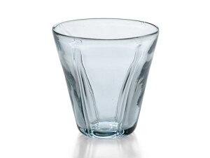 〔手作り ガラス食器〕フロウ ロックグラス1P(ラムネ)【炭酸水】