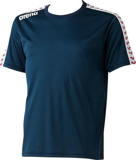 ARENA(アリーナ) チームラインTシャツ ARN6331-DNY