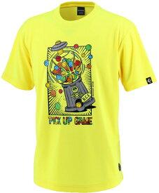 CONVERSE(コンバース) バックコートエディション プリントTシャツ 裾ラウンド メンズ バスケットボールウェア CBE282320-5200F