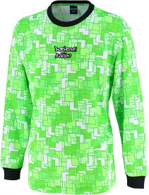 CONVERSE(コンバース) バックコートエディション 昇華プリントロングスリーブシャツ 裾ラウンド CBE282323L-4300F