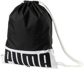 PUMA(プーマ) プーマ デッキ ジムサック マルチスポーツ バッグ 074961-01