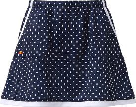 ellesse(エレッセ) (レディース・ガールズ テニスウェア) チームスカート テニス ゲームシャツ・パンツ ETS2810L-ND