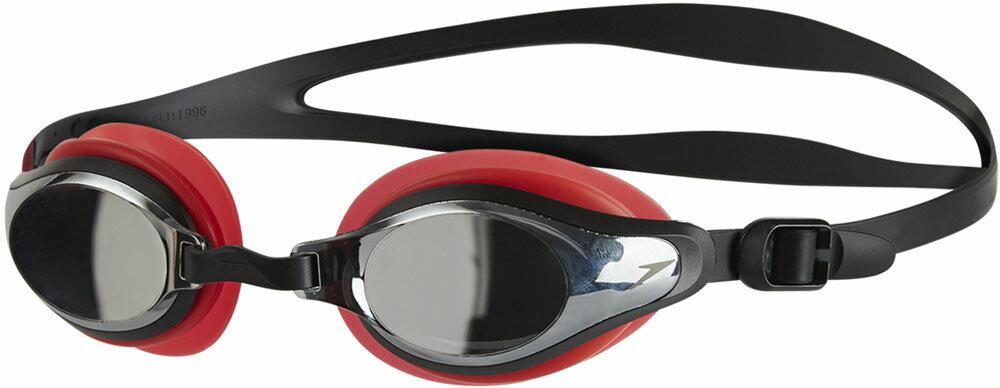 Speedo(スピード) Mariner Supreme マリナースプリームミラー 水泳 ゴーグル SD98G17-RK