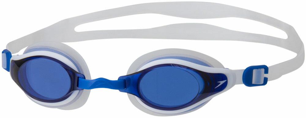 Speedo(スピード) ゴーグル Mariner Supreme マリナースプリーム 水泳 ゴーグル SD98G18-WB