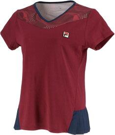 FILA(フィラ) ゲームシャツ レディース テニス VL1999-14