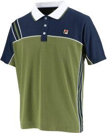 FILA(フィラ) ゲームポロシャツ メンズ テニス VM5432-24