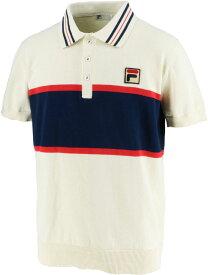 FILA(フィラ) ポロシャツ メンズ テニス ポロシャツ VM5438-34