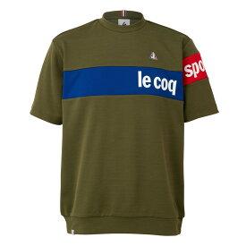 ルコック(le coq sportif) 半袖シャツ QLMOJA01-WTM ライフスタイル メンズ