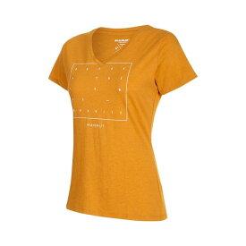 マムート(MAMMUT) Zephira Tシャツ Women 1017-01041-1254 レディース
