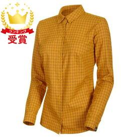マムート(MAMMUT) Winter Longsleeve Shirt Women 1015-00470-1250 ポロシャツ レディース