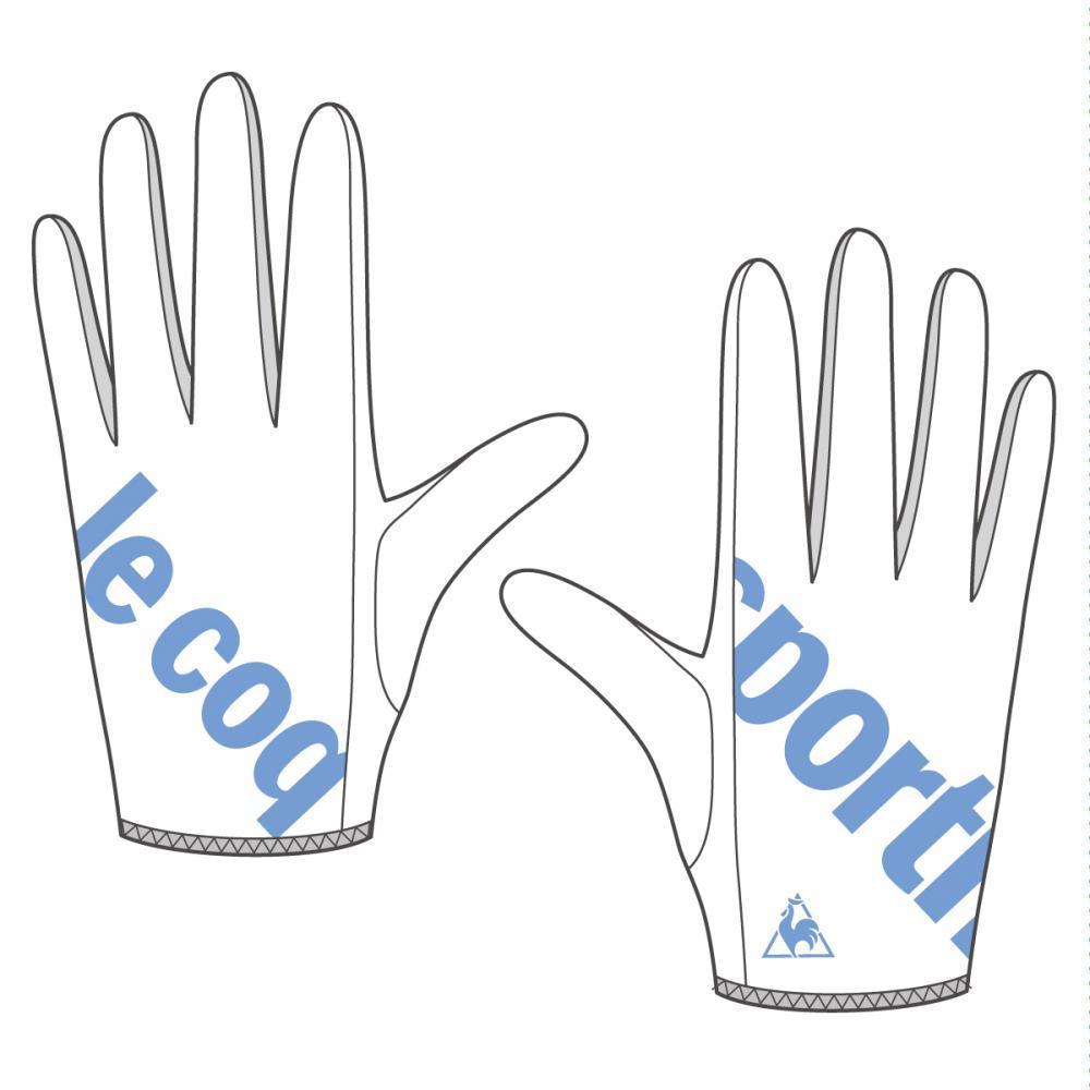 ルコック(le coq sportif) UVケアグローブ QMCNJD03-WHT レディース マルチトレ−ニング