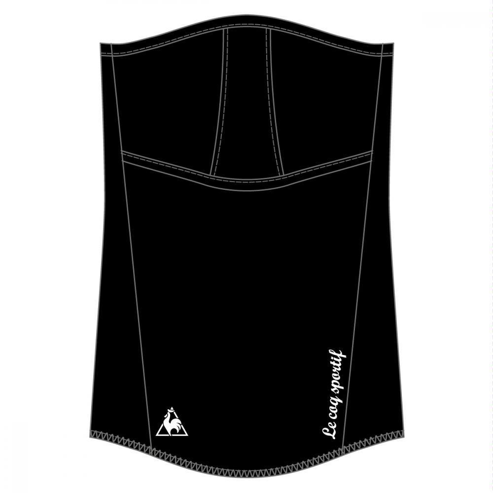 ルコック(le coq sportif) UVケアフェイスカバー QMCNJX01-BLK レディース マルチトレ−ニング