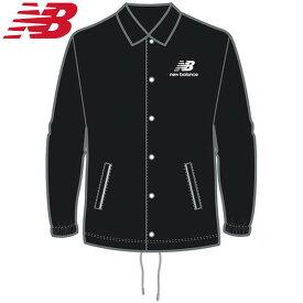 ニューバランス(new balance) クラシックコーチスタックドジャケット AMJ91521BK メンズ ランニングウェア AMJ91521-BK