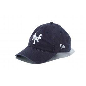 ニューエラ(NEW ERA) 9THIRTY クロスストラップ ニグロリーグ ニューヨーク・キューバンズ ネイビー × ホワイト 11781546 メンズ レディース 男女兼用