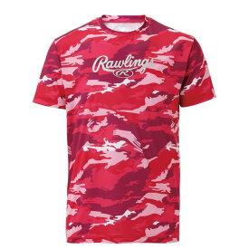 Rawling(ローリングス) コンバットTシャツ AST9S06-RSB