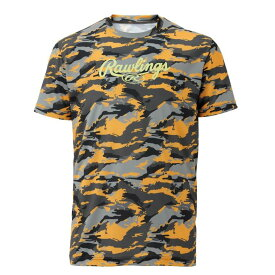 Rawling(ローリングス) コンバットTシャツ AST9S06-YGRY